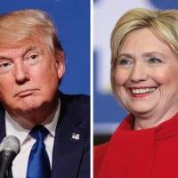Trump élection Réseaux sociaux